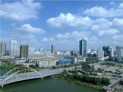 大型城市形象宣传片《新潍坊》