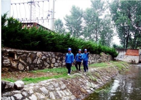 台儿庄供电:开展线路特巡确保汛期安全可靠供电