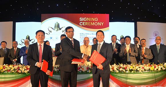 深沪交易所联合体与达卡交易所签署股权收购协议
