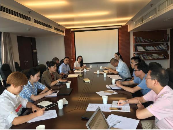 国家发改委宏观经济管理编辑部课题组赴中国科协座谈