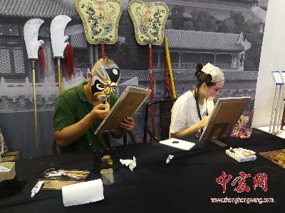 """组图:""""活态泉城,活力再现""""第五届非遗博览会"""