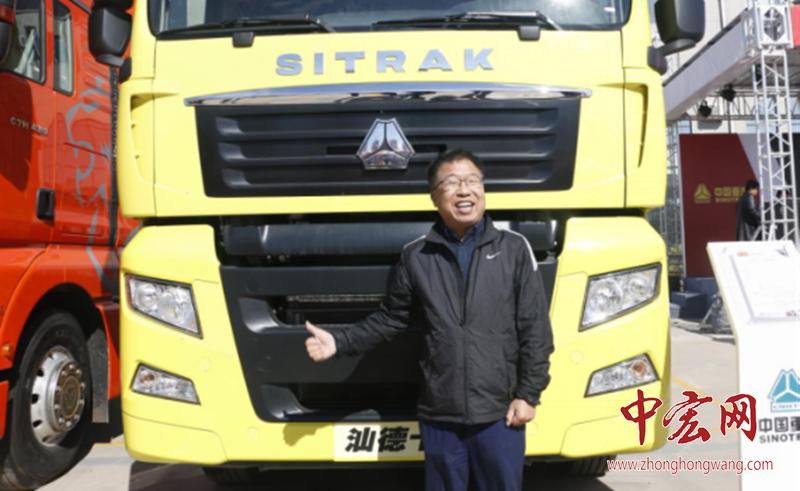 实况挑战赛丨百公里气耗25.6公斤 中国重汽斯太尔燃气车用实力说话