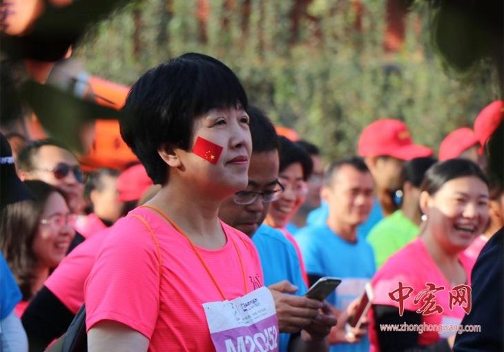 10月马拉松开跑季 诸城市半程马拉松比赛今日启动
