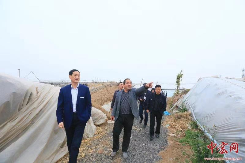 """灾后重建、乡村振兴——潍坊工行的服务三农""""经"""""""