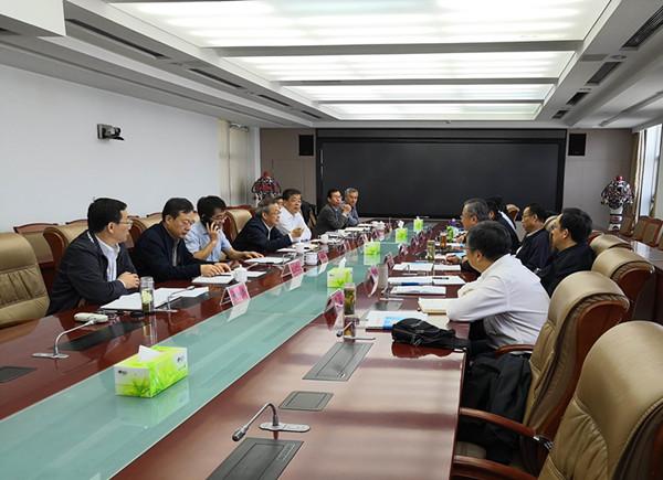 皖鲁两省举行矿政管理等方面的交流座谈会 互相借鉴共同提高