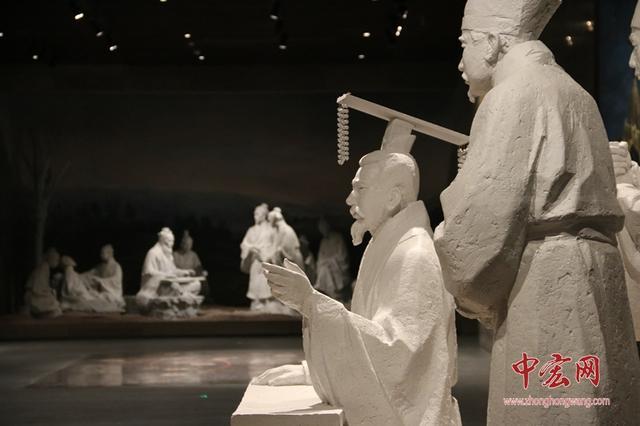 孔子博物馆今日开馆试运行 首批展出文物数量2500件(组)