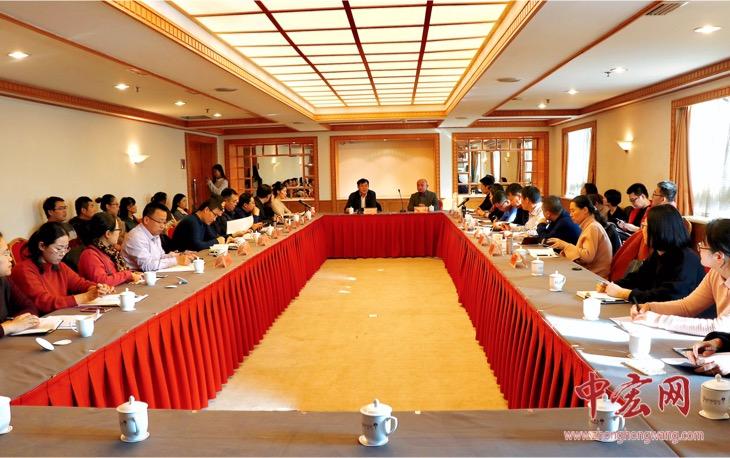 潍坊市召开县市区信用工作座谈会