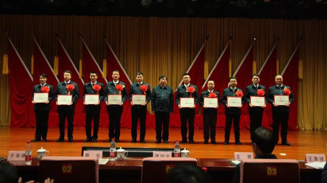 中国重汽第十七届八次职工代表大会召开