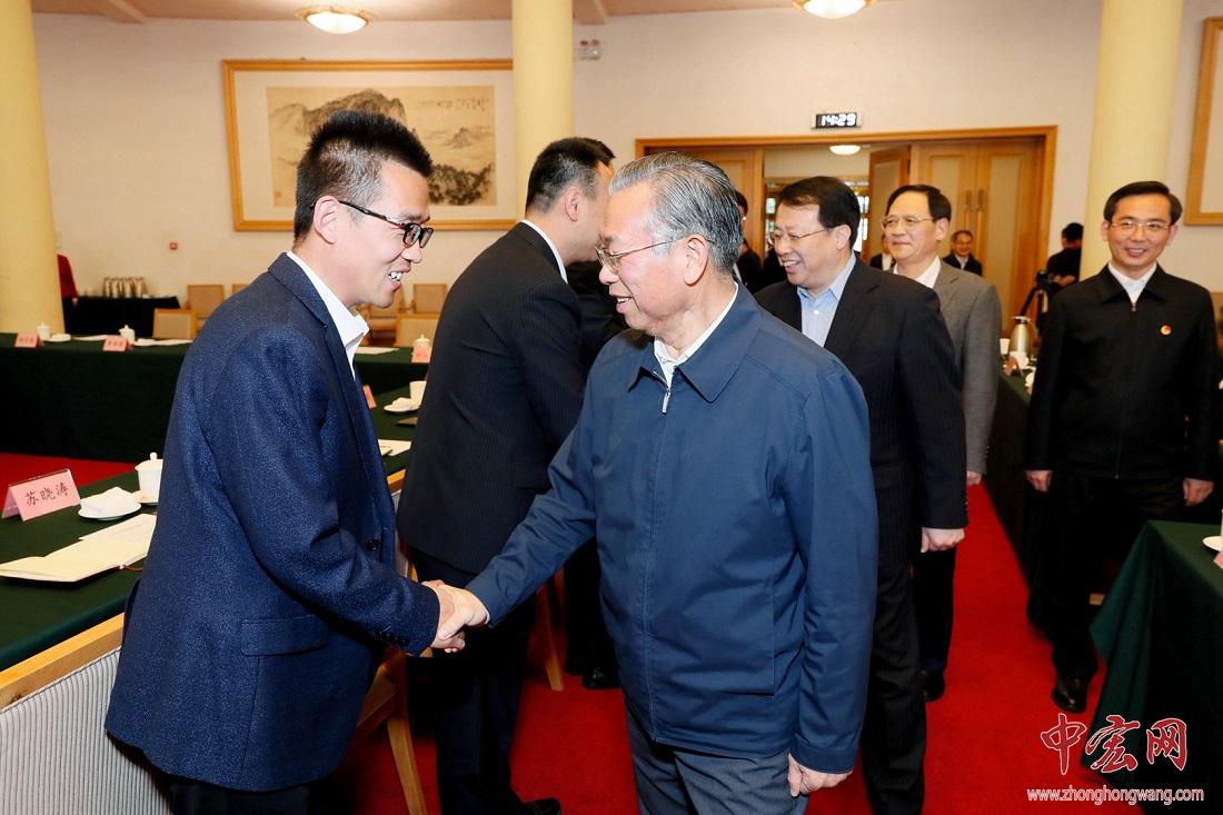 勇担新使命 山东省学习纪念五四运动100周年精神座谈会举行