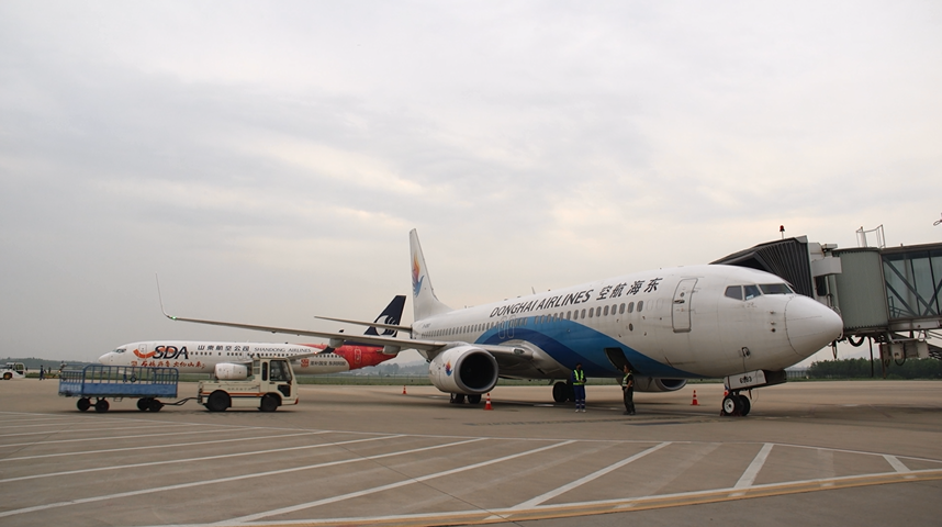 济宁曲阜机场开通