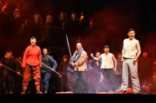 《沂蒙山》入选中国民族歌剧传承发展工程滚动扶持剧目