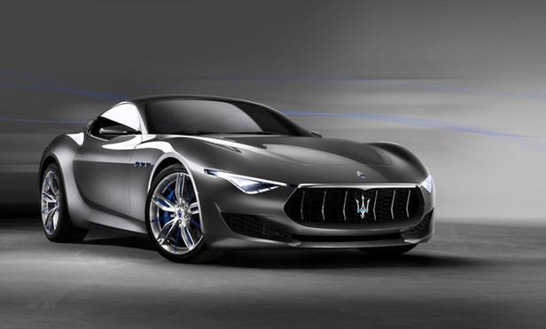 玛莎拉蒂将步入电动化进程 不会放弃内燃引擎