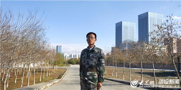 他在边疆奉献青春 记山东省援疆兵团挂职干部孙义