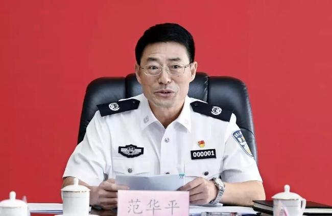 范华平到山东省公安厅直单位调研指导工作