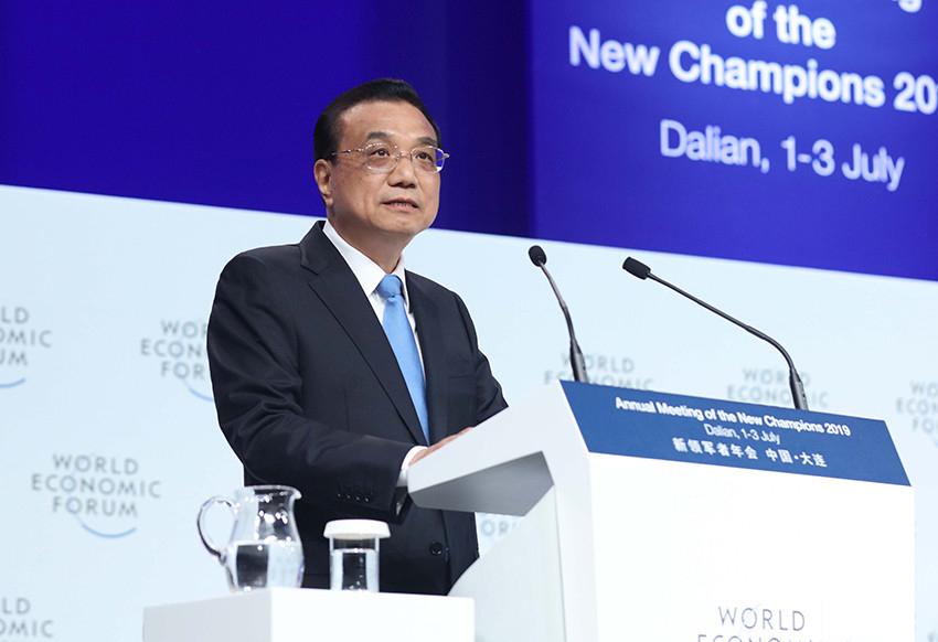 解读李克强总理达沃斯论坛致辞 专家:创新中国与世界共享开放红利
