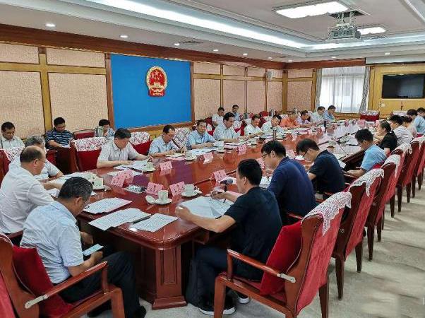 国家发改委反馈山东代表团建议办理意见座谈会召开