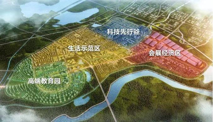 绿地国博城 高端打造济南先行区诗与远方的结合