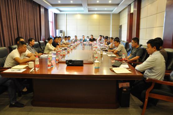 光伏发电项目运维观摩座谈会在济南召开
