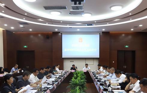 保障民营企业发展 东营中院联合市工商联召开服务座谈会