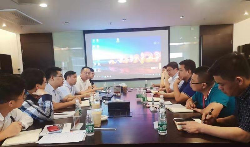 中宏网一行到访清华同衡规划设计研究院 双方达成初步合作意向