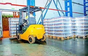 全国首趟!991吨俄罗斯面粉乘专列抵达济南