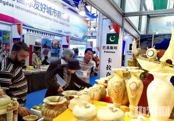 在青岛,遇见世界 ——青岛国际友好城市商品展10月17日盛大开幕