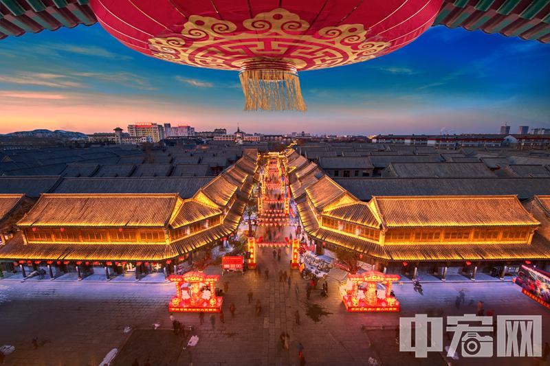 以古为蕴、以青为色、以水为魂——青州古城着力打造旅游品牌