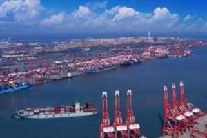 前10个月青岛市外贸进出口增长11%