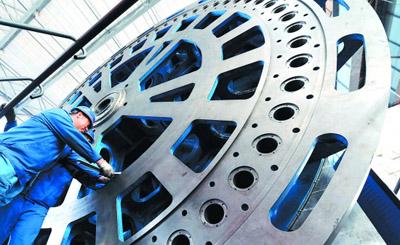 青岛17个工业行业实现增长 增长面48.6%