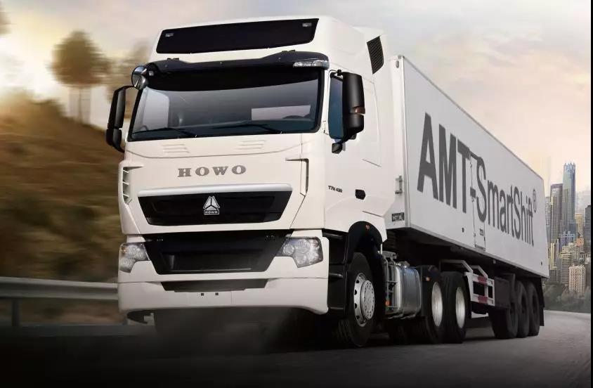 中国重汽2020款AMT重磅来袭!不挑油、不挑路、 不挑司机的ATM(取款机)!
