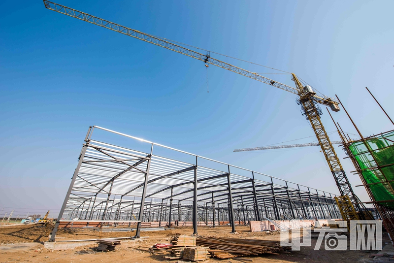 青州度辰智能制造产业园项目建设正加紧推进.jpg