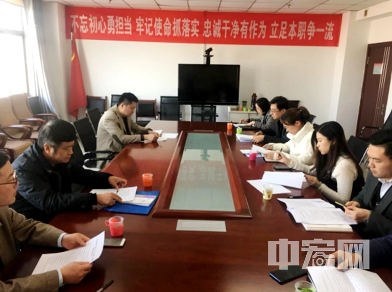 潍坊市潍城区推动重点工作落实切实优化营商环境