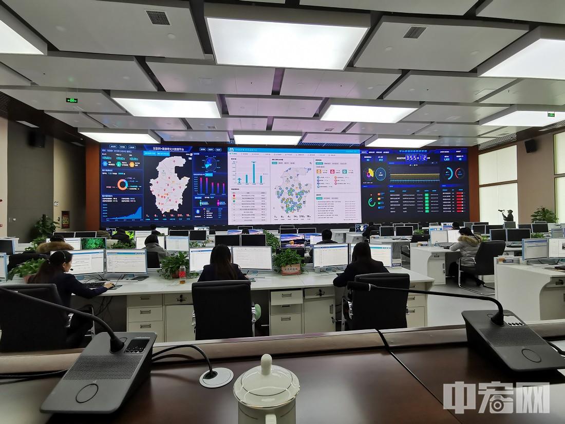 """大数据产出大能量 """"数字潍坊""""开启数据发展新局面"""