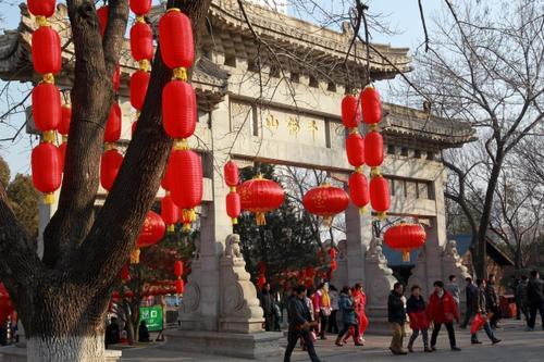 福鼠呈祥迎新禧 园林新春大拜年 32项特色文化游园活动伴您辞旧迎新