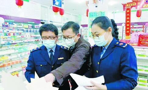 烟台莱州市市场监管局开展口罩等疫情防护用品价格专项检查
