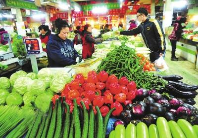 山东部署冬春蔬菜储备投放工作 切实保障市场消费需求
