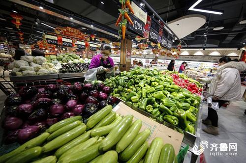 2月8日日照市居民消费品价格继续保持平稳、市场供应充足