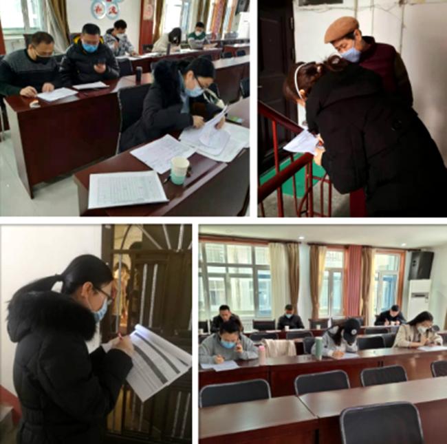 抗战疫情——潍坊市奎文区人社在行动