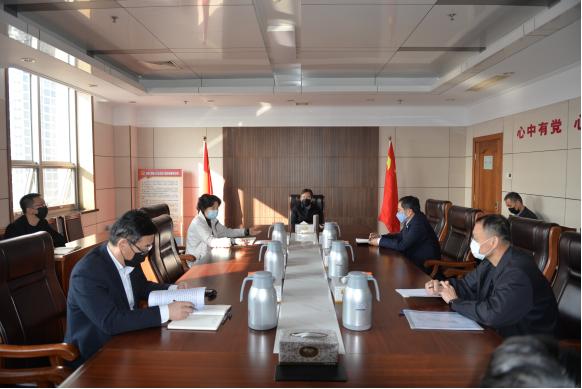 山东省审计厅召开下沉基层工作组座谈会