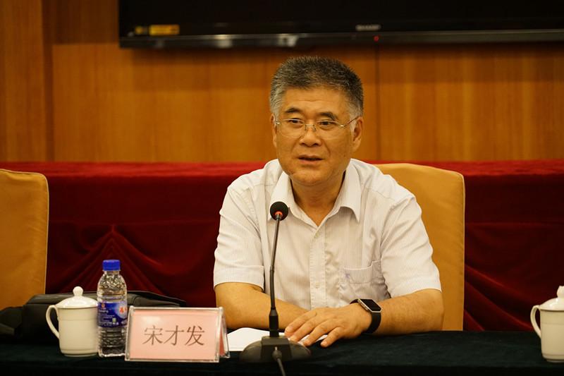 宋才发:老龄化社会悄然而至 法治应对亟待责任共担