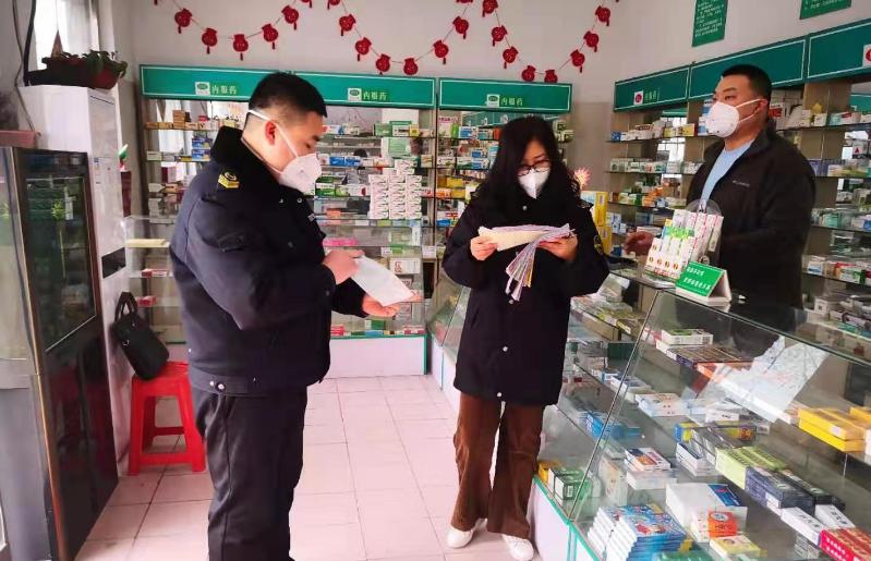 淄博市高青市场监管局加强防控物资企业价格巡查