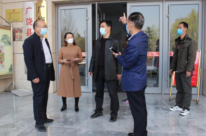 加强疫情防控指导 全力推进东营公共文化场馆安全有序开放