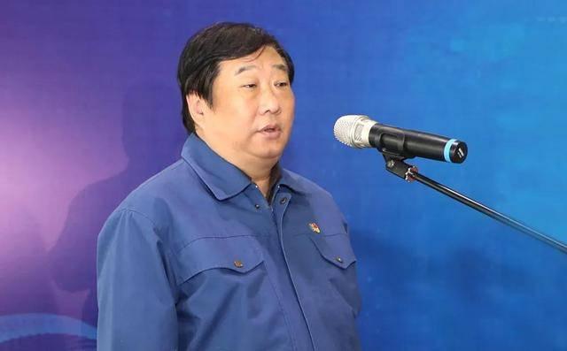 谭旭光宣布:潍柴20000台氢燃料电池发动机工厂正式投产!