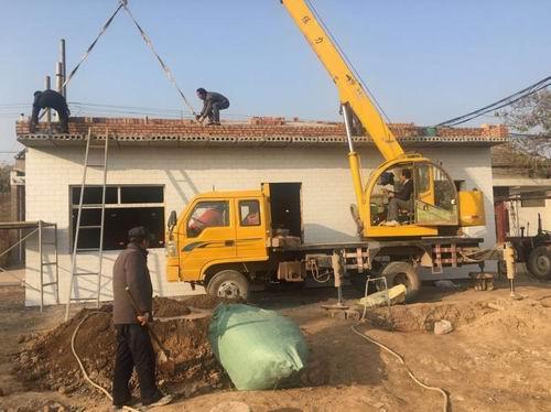 助力农村危房改造 临沂稳步推进村镇建筑工匠工作