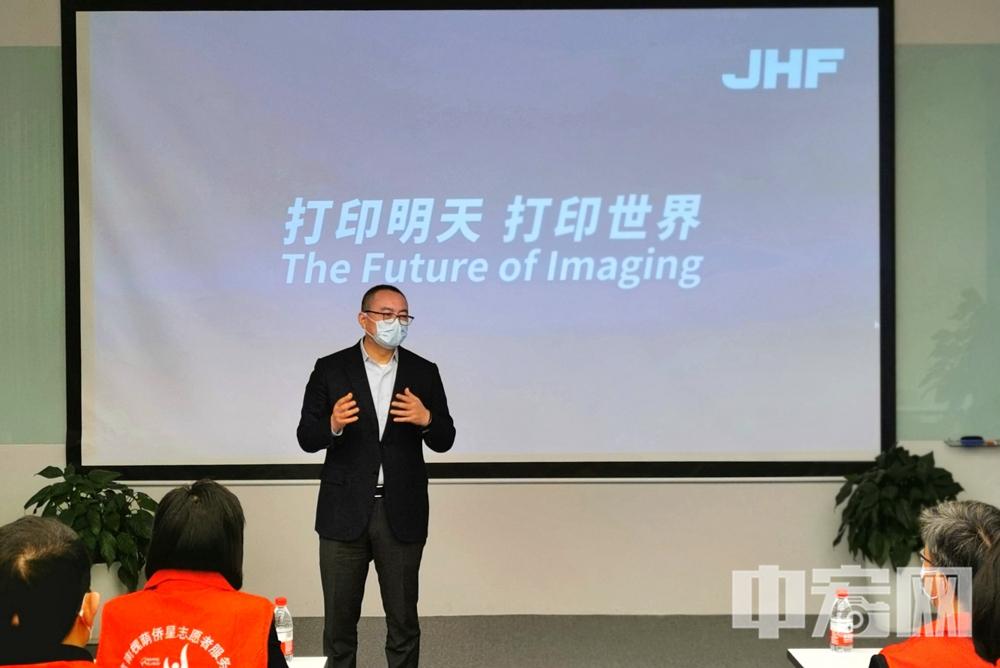 施乾平:中国品牌走向世界的坚定推动者