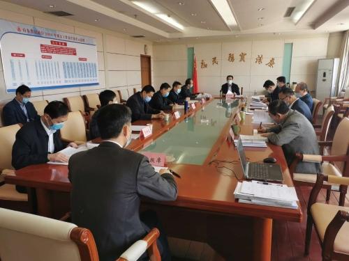 山东省民政厅邀请利益相关方代表列席厅长办公会议