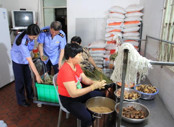 端午节临近,济南市场监管局加强粽子质量抽检监管