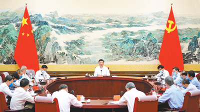 刘以雷访谈(下篇):凝心聚智接力奋进 启航百年新辉煌