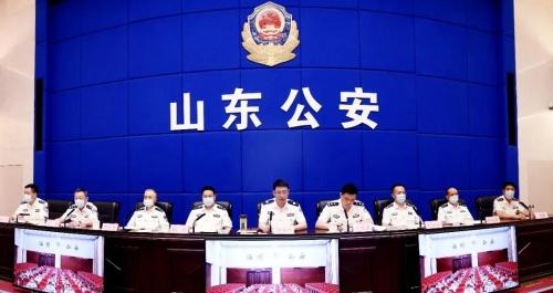 全省公安机关疫情防控和维护稳定工作视频会议召开