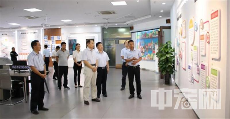 """滨州市督导组到滨城区检查验收""""七五""""普法工作"""